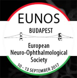 European Neuro-Ophthalmological Society 13th Meeting logo